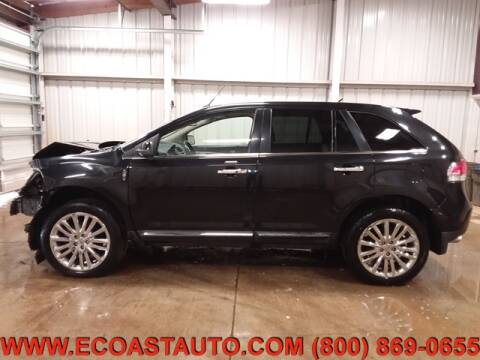 2011 Lincoln MKX for sale at East Coast Auto Source Inc. in Bedford VA