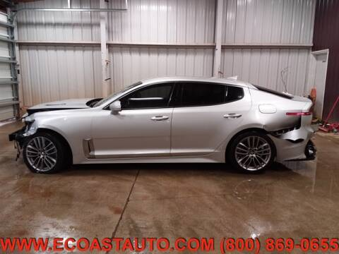 2018 Kia Stinger for sale at East Coast Auto Source Inc. in Bedford VA