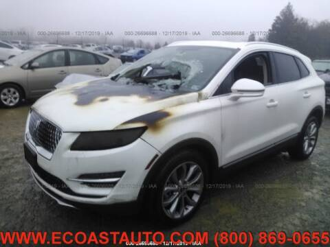 2019 Lincoln MKC for sale at East Coast Auto Source Inc. in Bedford VA