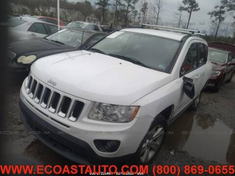 2012 Jeep Compass for sale at East Coast Auto Source Inc. in Bedford VA