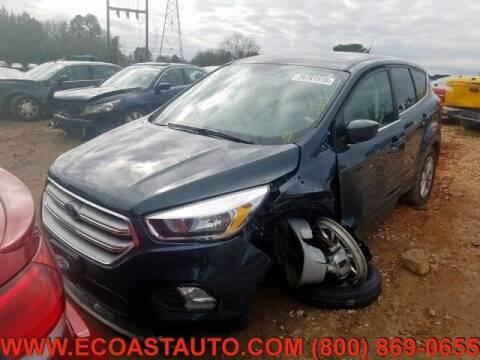 2019 Ford Escape for sale at East Coast Auto Source Inc. in Bedford VA