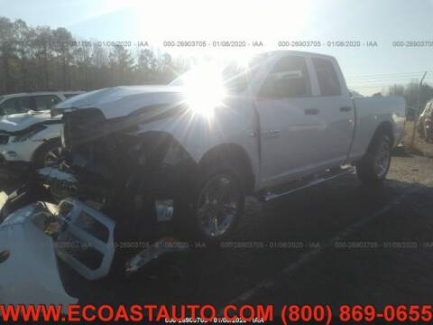 2017 RAM Ram Pickup 1500 for sale at East Coast Auto Source Inc. in Bedford VA