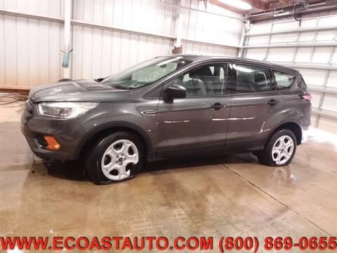 2017 Ford Escape for sale at East Coast Auto Source Inc. in Bedford VA