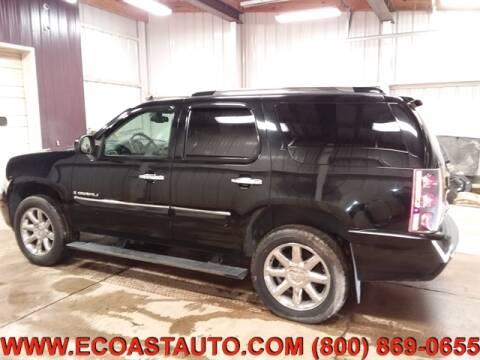 2008 GMC Yukon for sale at East Coast Auto Source Inc. in Bedford VA