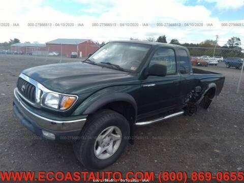 2001 Toyota Tacoma for sale at East Coast Auto Source Inc. in Bedford VA