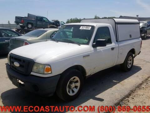 2009 Ford Ranger for sale at East Coast Auto Source Inc. in Bedford VA