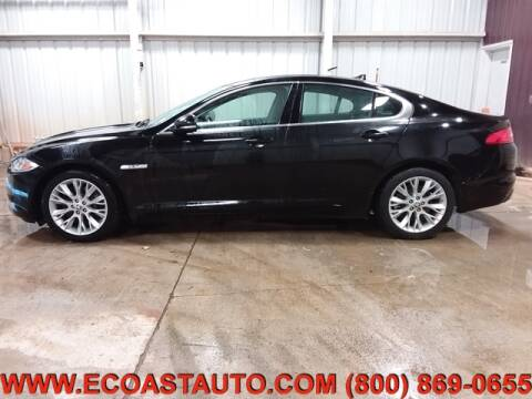 2013 Jaguar XF for sale at East Coast Auto Source Inc. in Bedford VA
