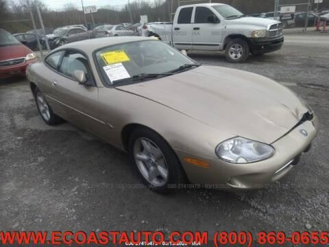 1997 Jaguar XK-Series for sale at East Coast Auto Source Inc. in Bedford VA