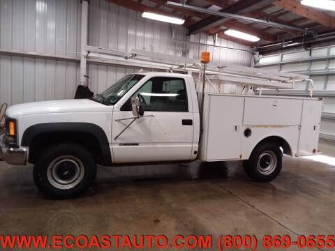 2000 Chevrolet C/K 3500 Series for sale at East Coast Auto Source Inc. in Bedford VA