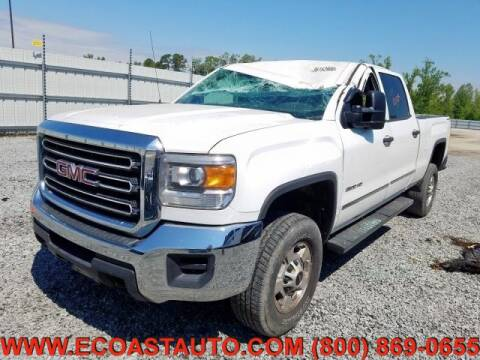 2015 GMC Sierra 2500HD for sale at East Coast Auto Source Inc. in Bedford VA