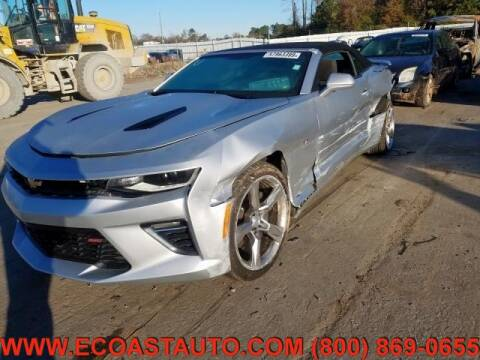2017 Chevrolet Camaro for sale at East Coast Auto Source Inc. in Bedford VA