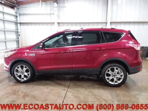 2014 Ford Escape for sale at East Coast Auto Source Inc. in Bedford VA