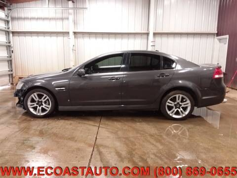 2009 Pontiac G8 for sale at East Coast Auto Source Inc. in Bedford VA