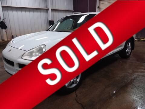 2004 Porsche Cayenne for sale at East Coast Auto Source Inc. in Bedford VA