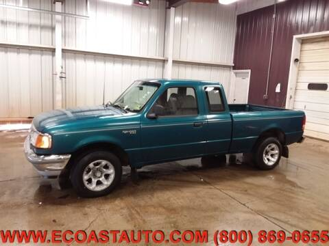 1994 Ford Ranger for sale at East Coast Auto Source Inc. in Bedford VA