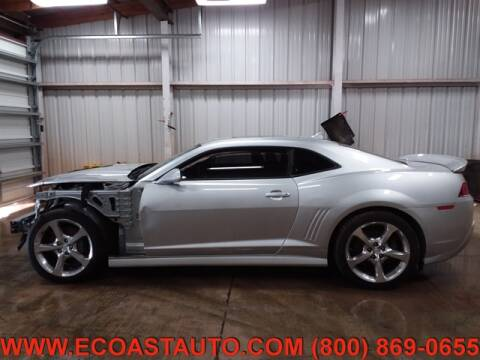 2015 Chevrolet Camaro for sale at East Coast Auto Source Inc. in Bedford VA