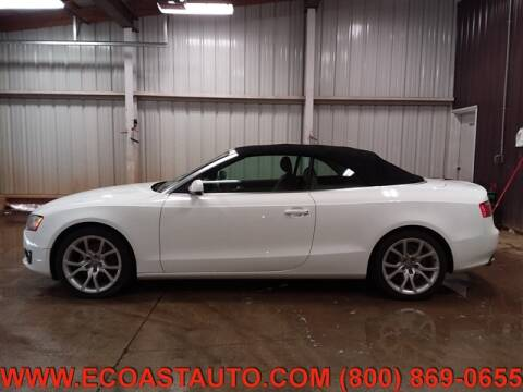 2011 Audi A5 for sale at East Coast Auto Source Inc. in Bedford VA