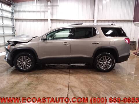 2019 GMC Acadia for sale at East Coast Auto Source Inc. in Bedford VA
