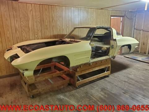 1963 Chevrolet Corvette for sale at East Coast Auto Source Inc. in Bedford VA