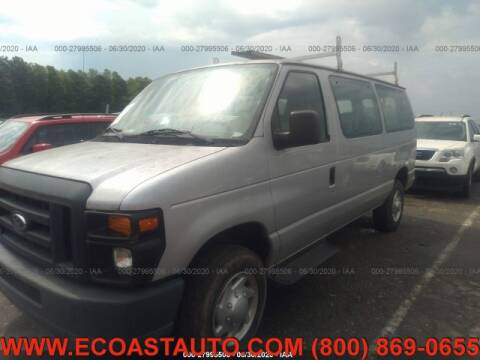 2013 Ford E-Series Wagon for sale at East Coast Auto Source Inc. in Bedford VA