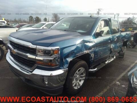 2018 Chevrolet Silverado 1500 for sale at East Coast Auto Source Inc. in Bedford VA