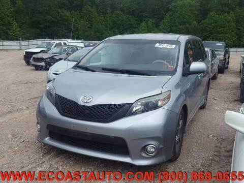 2011 Toyota Sienna for sale at East Coast Auto Source Inc. in Bedford VA