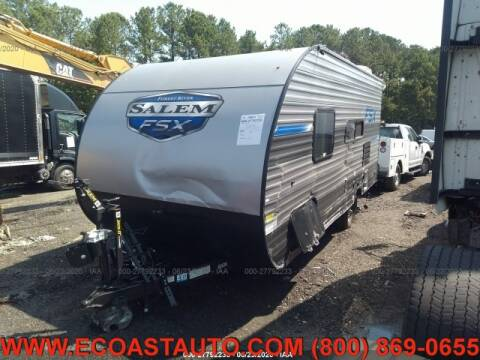 2020 Forest River SALEM FSX for sale at East Coast Auto Source Inc. in Bedford VA