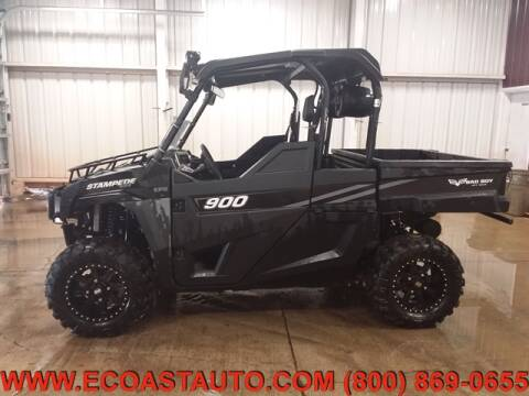 2017 BAD BOY BU STAMPEDE for sale at East Coast Auto Source Inc. in Bedford VA