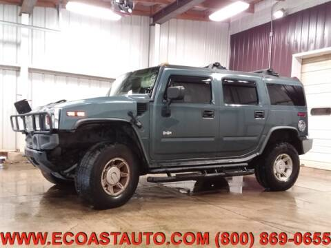 2005 HUMMER H2 for sale at East Coast Auto Source Inc. in Bedford VA