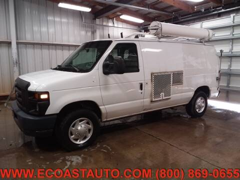 2008 Ford E-Series Cargo for sale at East Coast Auto Source Inc. in Bedford VA