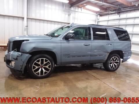 2015 GMC Yukon for sale at East Coast Auto Source Inc. in Bedford VA