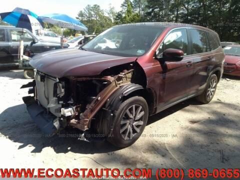 2020 Honda Pilot for sale at East Coast Auto Source Inc. in Bedford VA