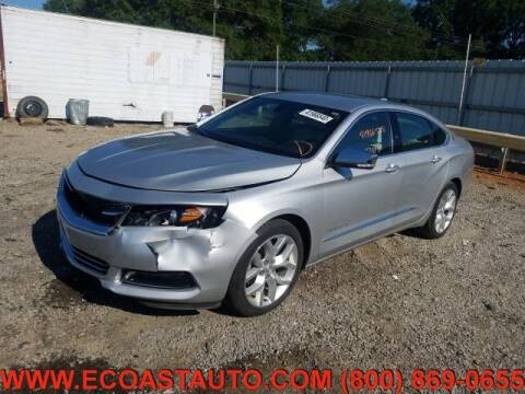 2019 Chevrolet Impala for sale at East Coast Auto Source Inc. in Bedford VA