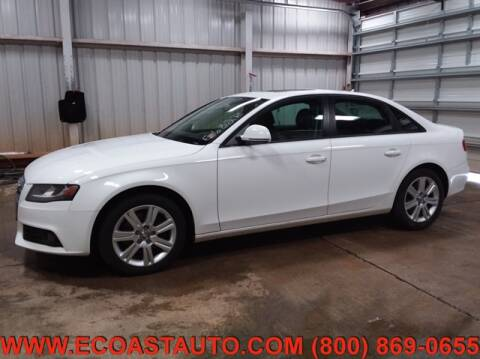 2009 Audi A4 for sale at East Coast Auto Source Inc. in Bedford VA