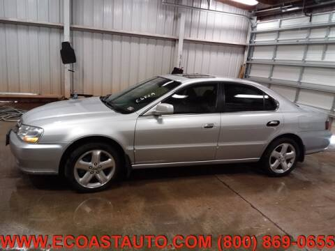 2002 Acura TL for sale at East Coast Auto Source Inc. in Bedford VA