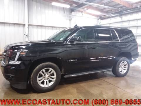 2016 Chevrolet Tahoe for sale at East Coast Auto Source Inc. in Bedford VA