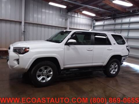 2017 Toyota 4Runner for sale at East Coast Auto Source Inc. in Bedford VA