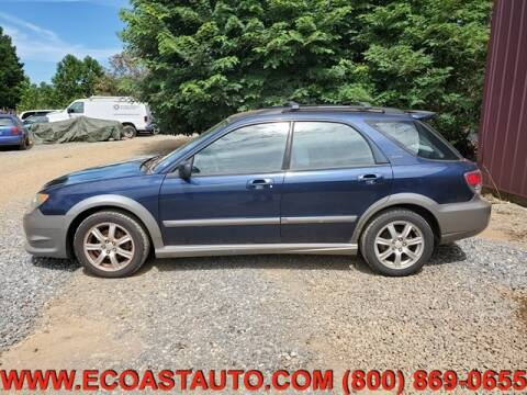 2006 Subaru Impreza for sale at East Coast Auto Source Inc. in Bedford VA