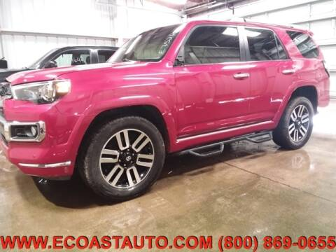 2016 Toyota 4Runner for sale at East Coast Auto Source Inc. in Bedford VA