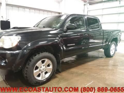 2010 Toyota Tacoma for sale at East Coast Auto Source Inc. in Bedford VA