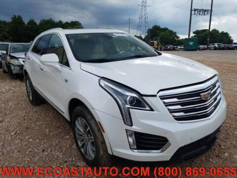 2017 Cadillac XT5 for sale at East Coast Auto Source Inc. in Bedford VA