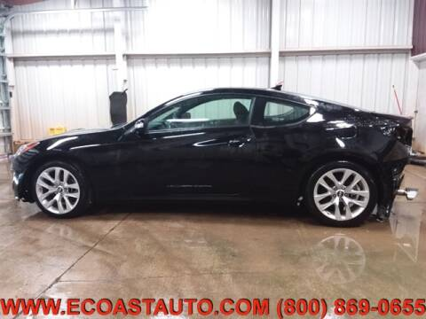 2015 Hyundai Genesis Coupe for sale at East Coast Auto Source Inc. in Bedford VA