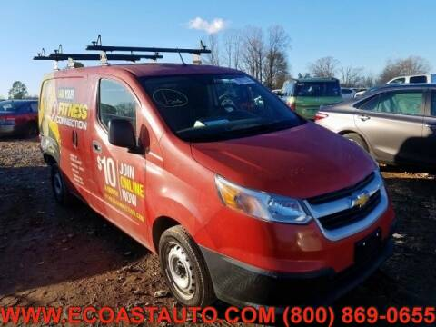 2015 Chevrolet City Express Cargo for sale at East Coast Auto Source Inc. in Bedford VA