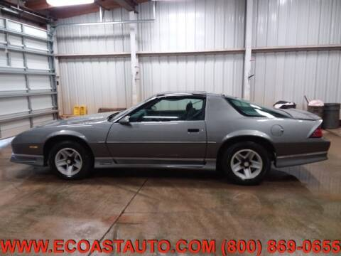 1991 Chevrolet Camaro for sale at East Coast Auto Source Inc. in Bedford VA
