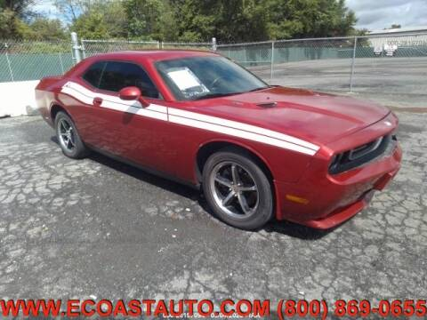2009 Dodge Challenger for sale at East Coast Auto Source Inc. in Bedford VA