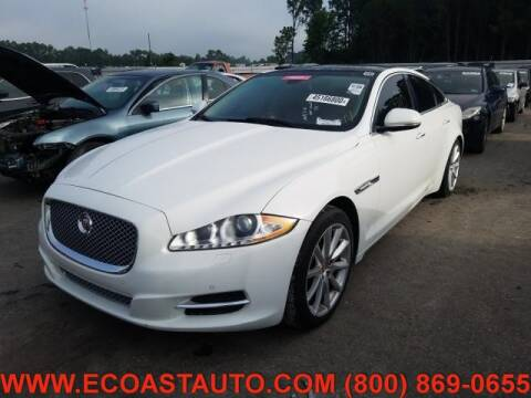 2015 Jaguar XJ for sale at East Coast Auto Source Inc. in Bedford VA