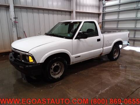 1996 Chevrolet S-10 for sale at East Coast Auto Source Inc. in Bedford VA