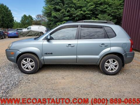 2006 Hyundai Tucson for sale at East Coast Auto Source Inc. in Bedford VA