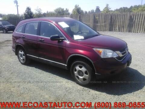 2010 Honda CR-V for sale at East Coast Auto Source Inc. in Bedford VA