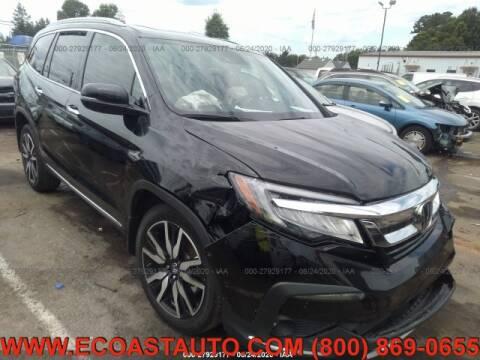 2019 Honda Pilot for sale at East Coast Auto Source Inc. in Bedford VA